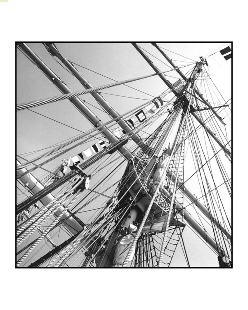 """Masts & Spars: the """"Eagle"""""""