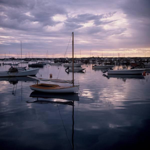 Catboats at Dawn