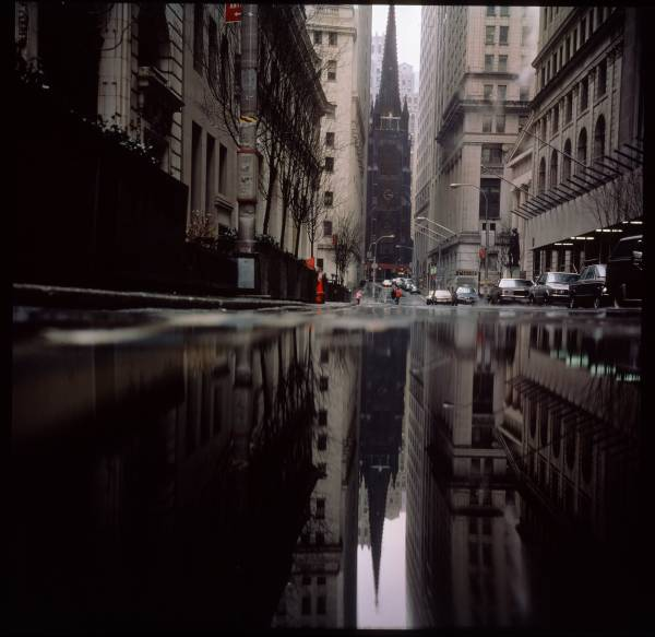 Wall Street Reflections